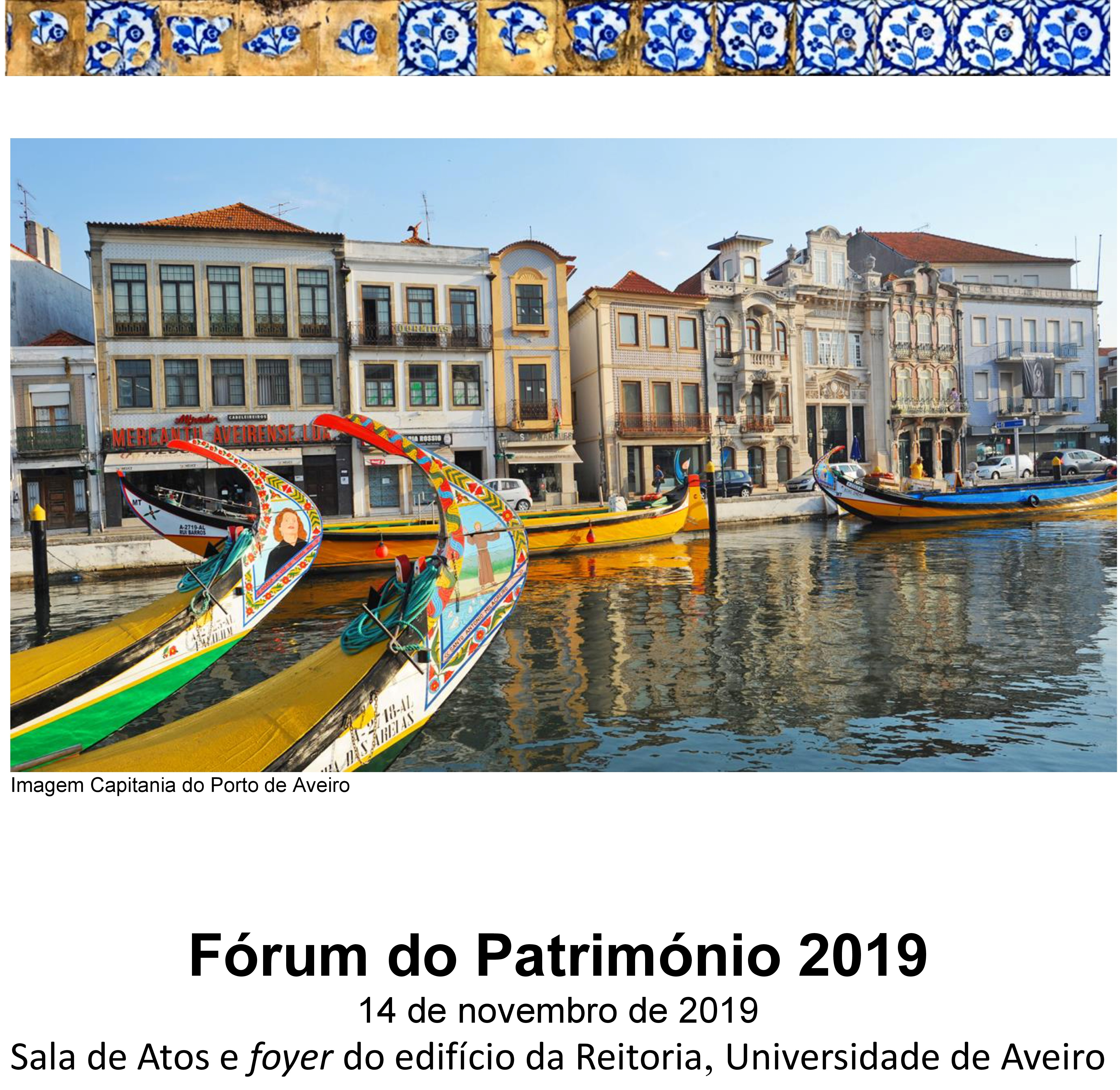 Fórum do Património 2019